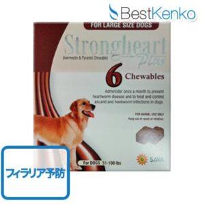 ストロングハートチュアブル大型犬